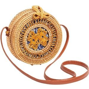 Handbags - Handwowen Rattan Bag